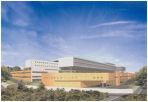 La construction de Sainte-Anne (352 lits) a permis au Service de santé des armées (SSA) de disposer d'une structure intégrant les équipements techniques les plus innovants et d'un pôle médical d'excellence participant à la politique de santé publique