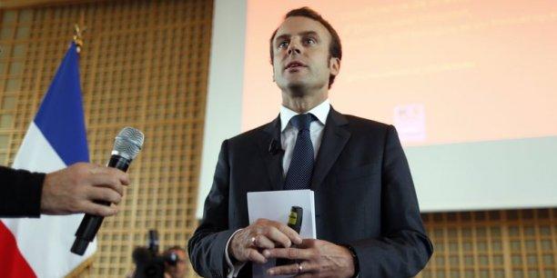 Le budget de la France fait l'objet d'une discussion qui est normale avec la Commission européenne dans le cadre des traités, a indiqué Emmanuel Macron.