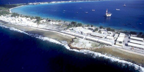 atoll de mururoa