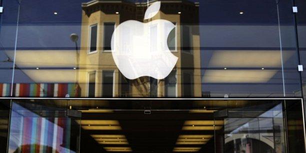 Apple a enregistré un bénéfice net de près de 40 milliards de dollars sur l'ensemble de l'année.