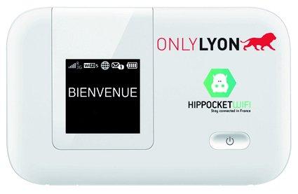 Le pocket WiFi permet de connecter jusqu'à dix appareils simultanément.