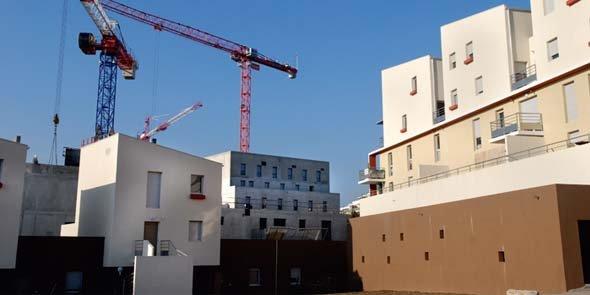 Malgré les chantiers lancés dans le BTP à Bordeaux Métropole, le secteur de la construction est en difficulté en Aquitaine
