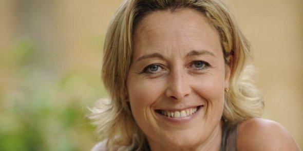 Laetitia Leonard, directrice de l'Airdie, représentant du réseau France Active en Languedoc-Roussillon