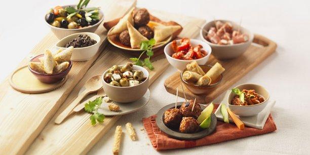 Un aperçu de la gamme de produits déployée par Labeyrie Fine Foods