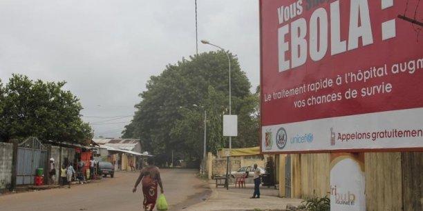 La Guinée fait partie des pays les plus touchés par l'épidémie.
