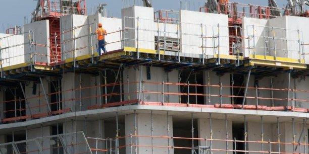 Les mises en chantier de logements neufs en France ont reculé de 9,4% de novembre à janvier sur un an,