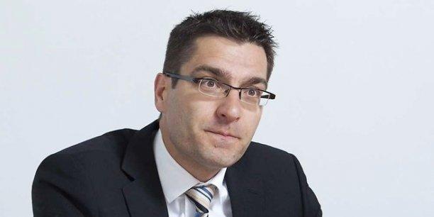Grégoire Dupont, secrétaire général de l'Orias