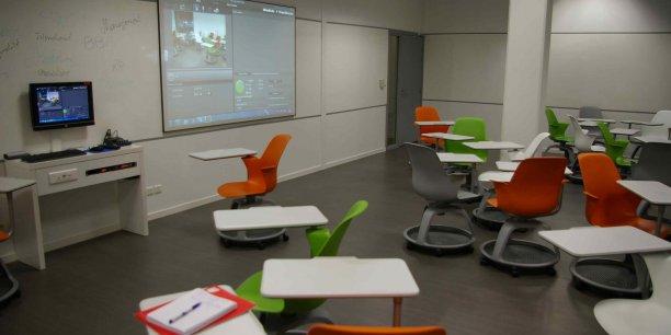 Les  méthodes pédagogiques ont été mises au point par EM Lyon et Centrale Lyon dans le cadre d'un learning lab dédié.