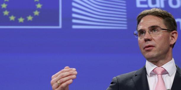 Nous ne préjugeons pas du résultat final, a déclaré le commissaire sortant en charge des affaires économiques, Jyrki Katainen.
