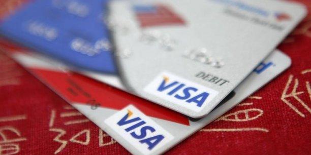 En France, le nombre de transactions sans contact effectuées via des cartes Visa s'est élevé à 22 millions en 2014, soit une multiplication par 8 en l'espace d'un an.