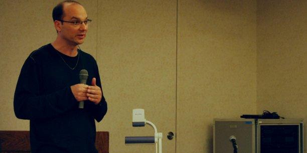 Andy Rubin n'était plus à la tête d'Android depuis mars 2013.
