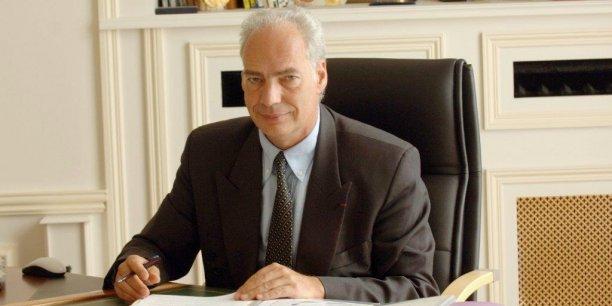 Alain Griset de l'organisation patronale de l'artisanat