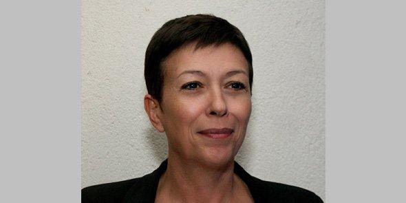 Séverine Saint-Martine, présidente de la Scop Fondespierre RH.