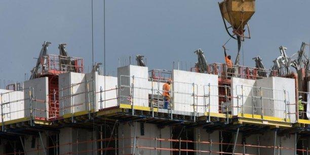 En novembre, les effectifs intérimaires dans la constructions ont progressé de 13,1%. Mais le boum enregistré sur l'emploi intérimaire dans tous les secteurs va-t-il se transformer en emplois durables?
