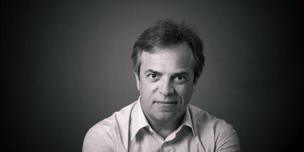 Jacques Peyrondet, président de l'association Digital Aquitaine et de l'Adeiso
