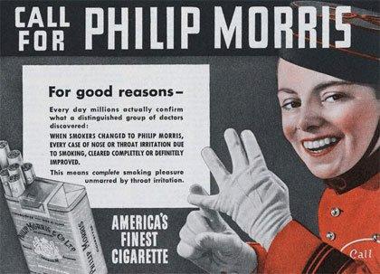 Philip Morris en tête des lobbyistes selon LobbyFacts.eu