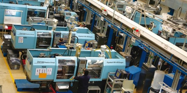 La Banque de France prévoit une augmentation de 12,1 % des budgets d'investissements corporels dans l'industrie régionale.