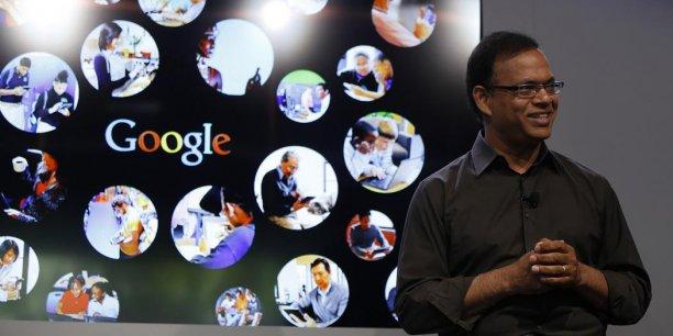 Comment Google imagine le moteur de recherche du futur