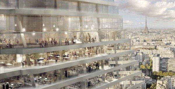 En offrant 5 000 postes de travail, Triangle permettra à Paris de renforcer sa place dans la compétition internationale pour accueillir des sièges sociaux.