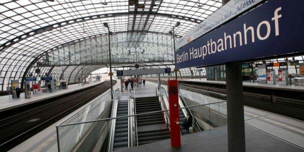L'Allemagne a connu une nouvelle grève des chemins de fer entre le 18 et le 20 mai.