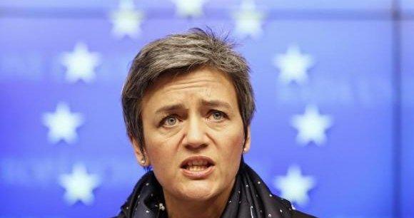 Margrethe Vestager, la nouvelle commissaire européenne en charge de la concurrence, se distingue par sa fermeté vis-à-vis des géants du web et notamment de Google.