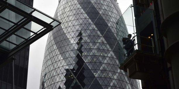 Les prix de l'immobilier ont crû de 18 % à Londres en 2014.