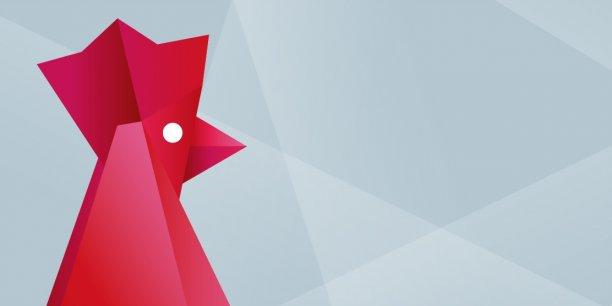 Le logo de la French Tech, que les métropoles ont détourné et personnalisé en éléphant, lion, fusée, colibri, etc.
