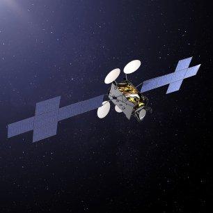 Le futur satellite de télécoms militaires pourrait être fabriqué à partir de la plateforme Spacebus Neo