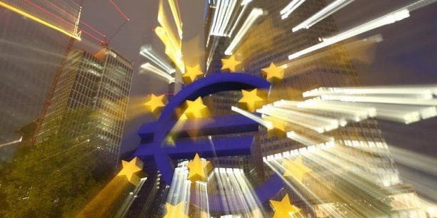La menace de récession s'éloigne en zone euro, pour l'instant
