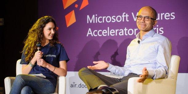 « Mon rêve serait que chaque équipe chez Microsoft ressente cette énergie, cette émancipation et s'y mette ! »