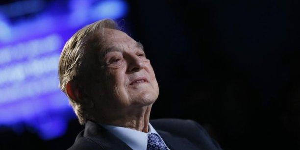 Une grande partie de l'argent que les les banques fournissent est nécessaire pour maintenir les entreprises (chinoises, Ndlr) ployant sous les mauvaises créances et accusant des pertes en vie, insiste Georges Soros.