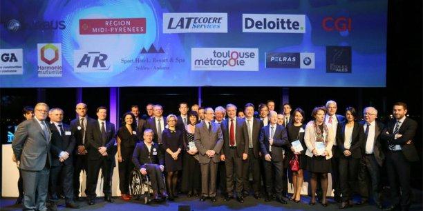 Les Trophées de l'aéronautique se sont tenus hier à Colomiers (31). L'une des cadres d'une société bordelaise a reçu le prix Manageur