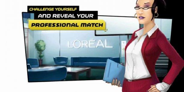 Reveal, de L'Oréal, est un des pionniers des serious games utilisés dans les entreprises françaises.