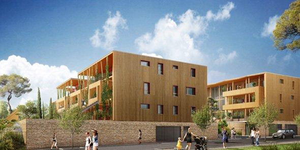 Le projet d'habitat participatif Mas Cobado à Montpellier sera livré au 1er trimestre 2016.