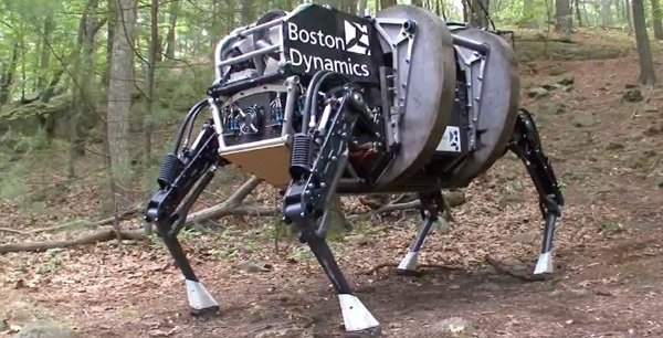 Boston Robotics a été créé en 1992 sous l'égide du Massachusetts Institute of Technology (MIT).