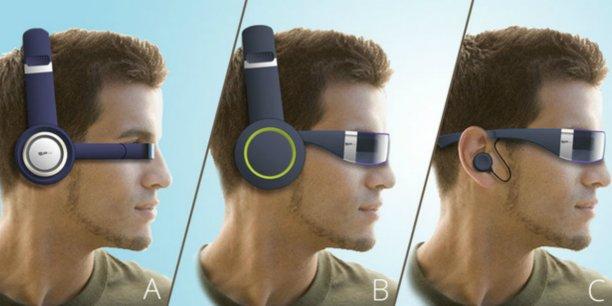 Pour sa campagne Kickstarter, Optivent a présenté trois modèles de ce que pourraient être les lunettes connectées Ora-X