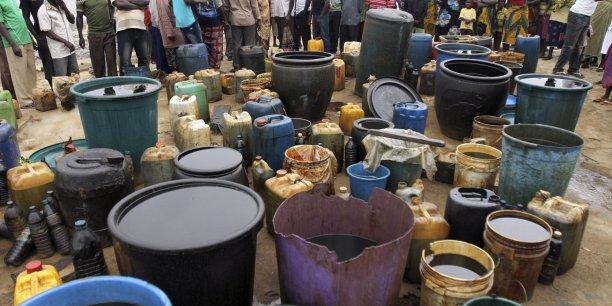 Shell est en conflit depuis 2008 au Nigéria avec les habitants de la communauté de Bodo, victimes d'une fuite massive de pétrole.