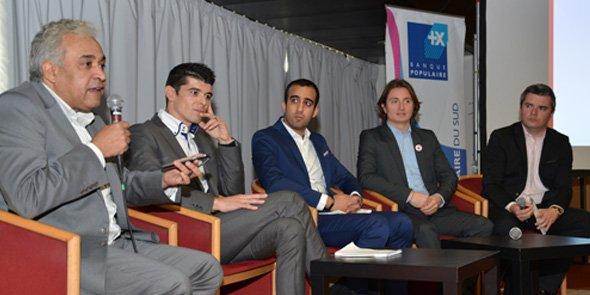 Jean Kehlaoui, Boris Archimbaud, Mohamed Boumediane, Vincent Daffourd, et Anthony Rey