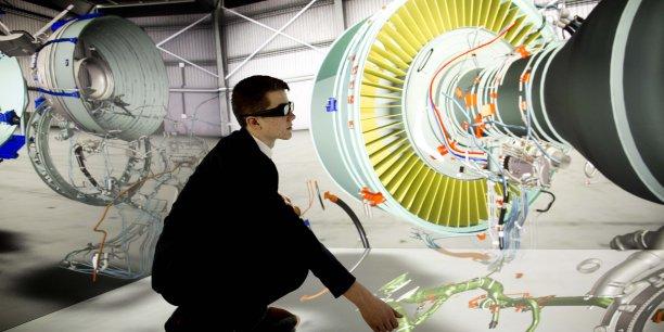 Depuis 15 ans, l'ex-intégrateur s'est progressivement diversifié pour devenir le leader mondial du transfert de connaissances utilisant la réalité virtuelle et augmentée.