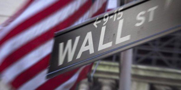 Soutenue par des perspectives macroéconomiques optimistes, la Bourse de New York a atteint un record.