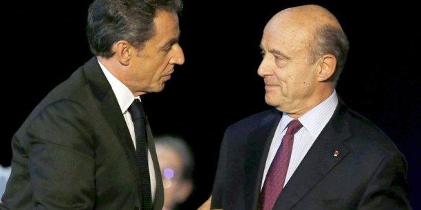 Après son exil québécois, le vrai «retour» d'Alain Juppé se produit sous la présidence de Nicolas Sarkozy,  le 14novembre 2010,  quand il intègre  le gouvernement Fillon III comme ministre  de la Défense.