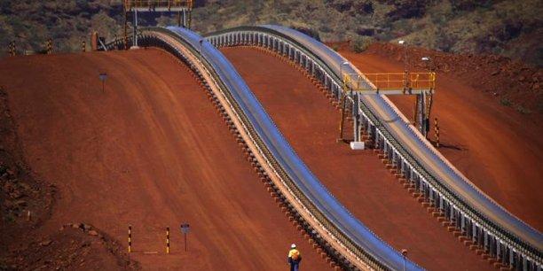 Le cuivre s'échange aujourd'hui autour de 2,10 dollars la livre, loin du pic de 4,5 dollars de 2011.