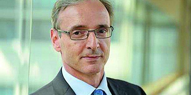 Patrice Mavilla, Directeur Économie Sociale, Santé et Institutionnels de la Caisse d'Épargne Île-de-France.