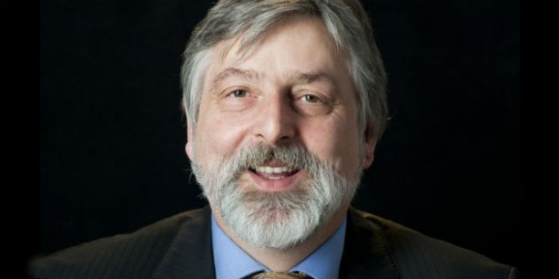 Thiébaut Zeller, vice-président de la commission Economie numérique à la CCI de la région Alsace.