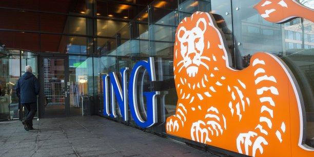 La banque ING a annoncé la suppression de 1700 postes en 2014.