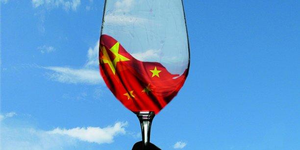 Le ciel se dégage sur le front des contrefaçons et pour le commerce des Bordeaux en Chine.