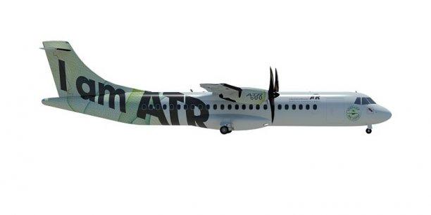Lion Group va acquérir une quarantaine de ATR 72-600.