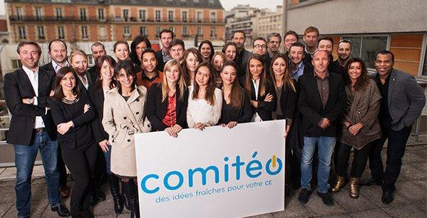 Figurant en 4e place du classement établi par Deloitte, Comitéo imagine et développe des services innovants pour les comités d'entreprise