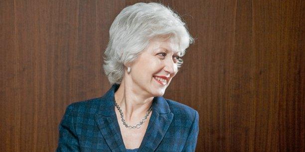 Marie-Claire Capobianco, responsable de la banque de détail de BNP Paribas en France