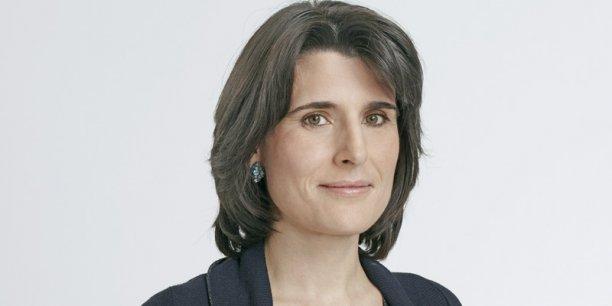 Sophie Boissard, DG déléguée de la stratégie et du développement